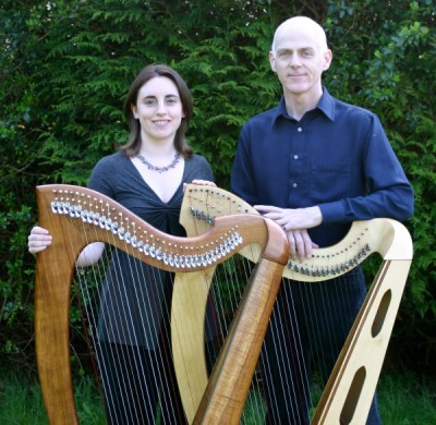 Masters of the Celtic Harp: Gráinne Hambly & William Jackson