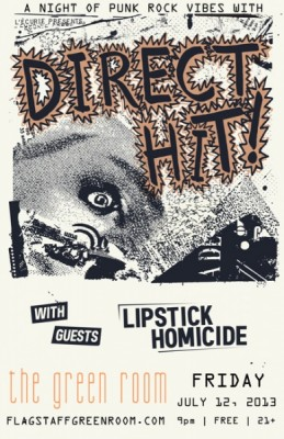 Direct Hit w/Lipstick Homicide
