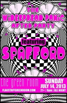Widespread Panic Afterparty w/Spafford