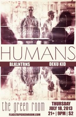 Humans, BLKLNTRNS, Deku Kid