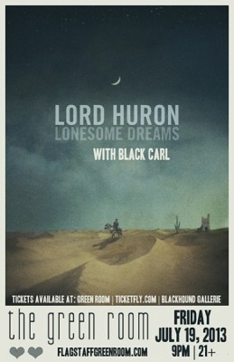 Lord Huron w/Black Carl