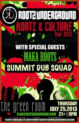 Roots Undergroun w/Maka Roots & Summit Dub Squad