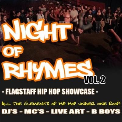 Night of Rhymes, Vol. 2: Flagstaff Hip Hop Showcase
