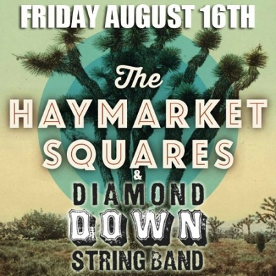 The Haymarket Squares & Diamond Down String Band