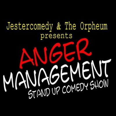 Anger Management Stand Up Comedy Show