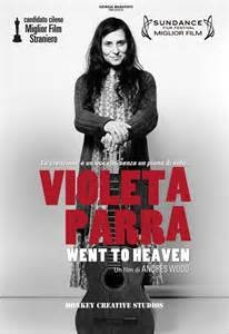 NAU International Film Series:  Violeta Went to Heaven