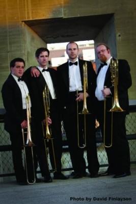 The Guidonian Hand Trombone Quartet