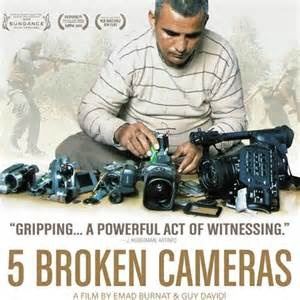 "NAU International Film Series: ""5 Broken Cameras"""