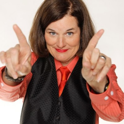 Paula Poundstone's Ha Ha Ho Ho Holiday Comedy Show