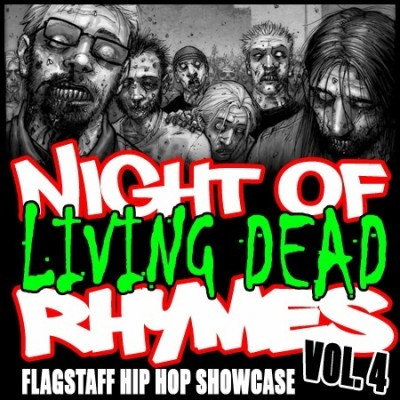 "Night of ""Living Dead"" Rhymes Vol. 4"