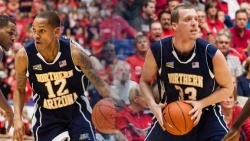 NAU Men's Basketball vs. Weber State
