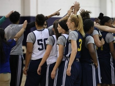 NAU Women's Basketball vs. Portland State
