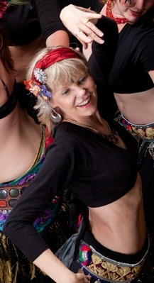Tribal Style Bellydance Classes (beginner level)