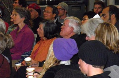 """Hot Topics Cafe - """"Violence in Society"""""""