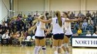 NAU Volleyball vs. Montana State