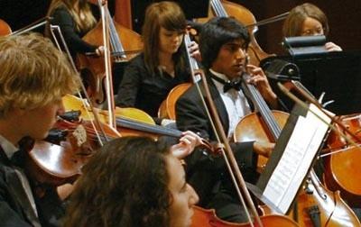 NAU Symphony and Orchestra Concert: Celebrations