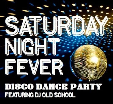 'Saturday Night Fever' Disco Dance Party