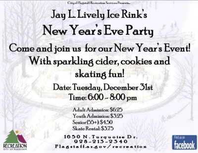 New Year's Eve Skate