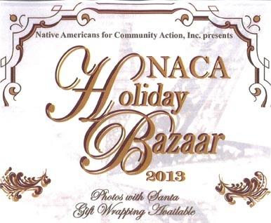 NACA Holiday Bazaar
