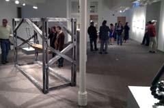 2014 School of Art Faculty Exhibition Reception