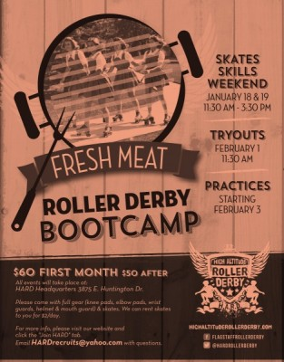 2014 Fresh Meat Bootcamp!