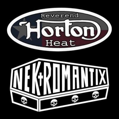 Reverand Horton Heat with Nekromantix