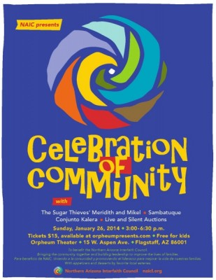 NAIC Celebration of Community