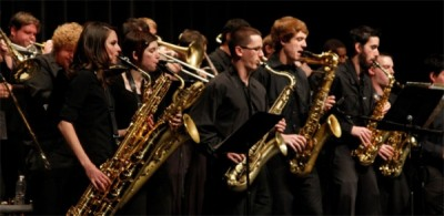 NAU Jazz Combo Concert featuring Guest Artists Russel Schmidt and Dom Moio