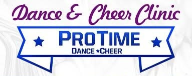 ProTime Dance & Cheer Clinic