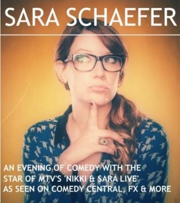 An Evening of Comedy with Sara Schaefer