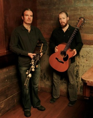 Cillian Vallely and Ryan McGiver in Concert