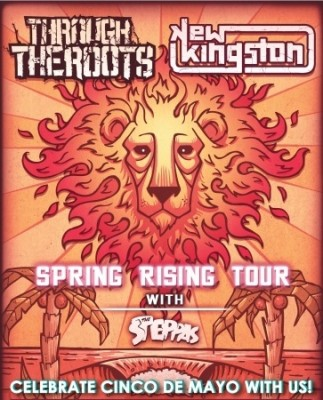 Cinco de Mayo Party ft. Through the Roots and New Kingston