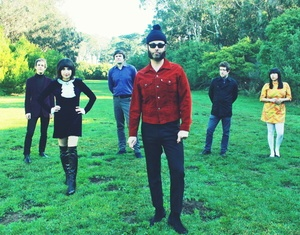 Joel Gion & The Primary Colours (Brian Jonestown Massacre)