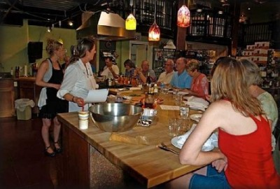 Cooking Class - Summer Nights in Italy