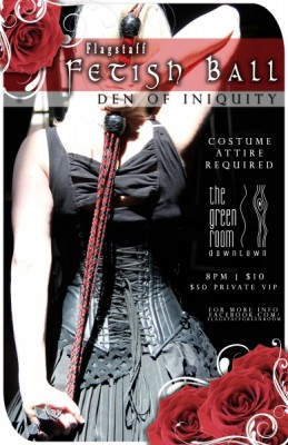 Flagstaff Fetish Ball: Den of Iniquity