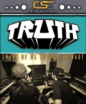 Third Saturday Culture Shock Presents TRUTH