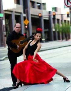 Chris & Lena Jacome - Flamenco Duet