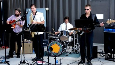 Flat Fives Band