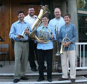 Flagstaff Symphony Elden Brass Quintet