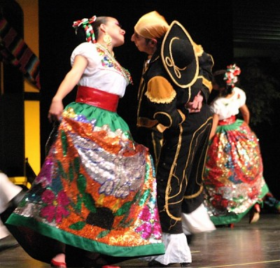 Ballet de Folklorico de Colores