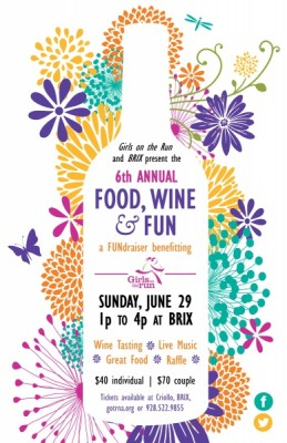 Food, Wine & Fun