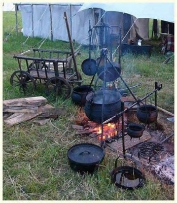 Discovery Summer Camps – Cast Iron Chef