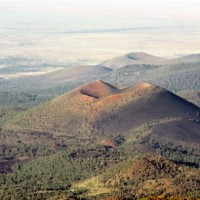Sunset Crater Volcano - visit free