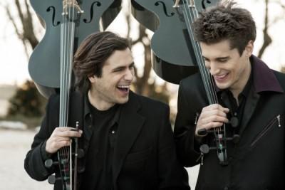 2Cellos - Stjepan Hauser & Luka Sulic
