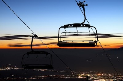 Sunset Chairlift Rides & BBQ