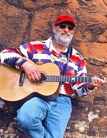 Singer/songwriter Hank Levine