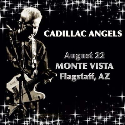 Cadillac Angels CD release party