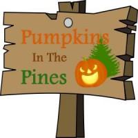 Pumpkins in the Pines