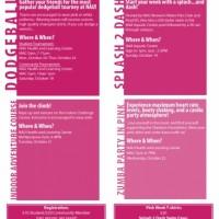 Pink Week At NAU