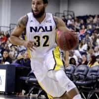 NAU Men's Basketball VS Southern Utah University